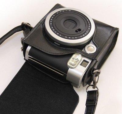 富士一次成像拍立得mini90專用相機包 皮套 90專用皮包