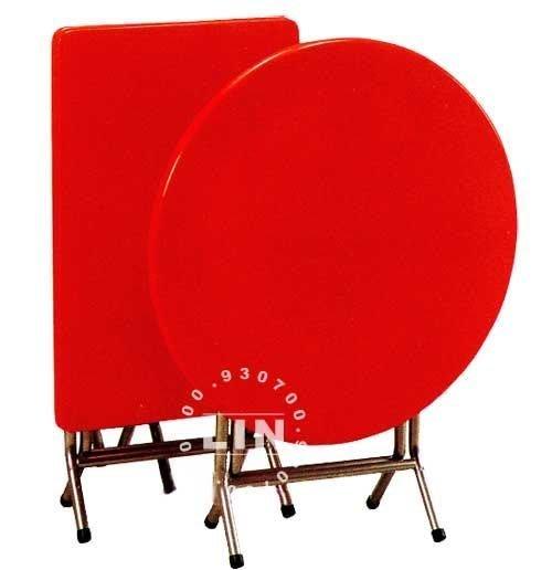 【品特優家具倉儲】R806-23餐桌拜拜桌折合纖維桌合桌2*3尺