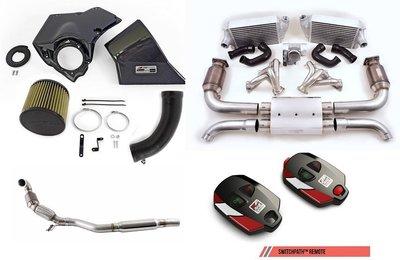 =1號倉庫= AWE Tuning B9 A4 Touring 排氣管, 雙出 - Chrome Silver 含當派