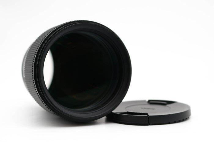 【台中青蘋果】SIGMA 135mm F1.8 DG HSM ART 公司貨 For Canon 二手鏡頭 #33291