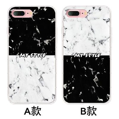 K&M黑白紋路情侶 空壓殼 手機殼 IPHONE X XR XS MAX IPHONE8 IPHONE7 IPHONE6