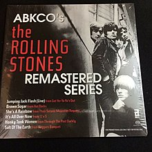 The Rolling Stones ABKCO 's Remastered Series 單層 SACD