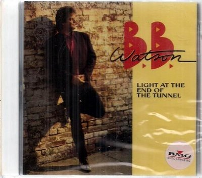 *【絕版品】B.B. Watson // Light at the End of the Tunnel ~ 美版