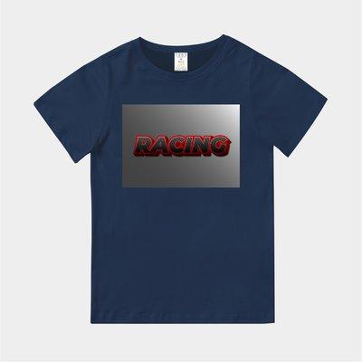 T365 MIT 親子裝 T恤 童裝 情侶裝 T-shirt 標語 話題 口號 美式風格 slogan RACING