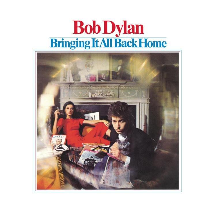 【全新黑膠】Bob Dylan - Bringing It All Back Home