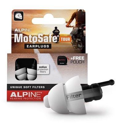 荷蘭 MotoSafe Tour 騎士濾音器: 在找風切聲小的安全帽嗎? (ARAI, SHOEI, AGV.都適用)