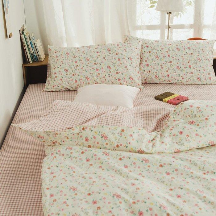 MIT精梳純棉鋪棉兩用被套-6*7尺【布萊梅】-絲薇諾