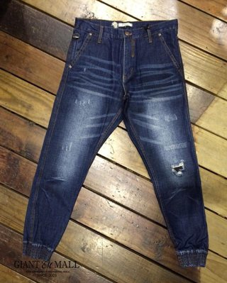 【GIANT MALL】Staple HOLIDAY 2014 秋冬 Division Wash Jogger 束口褲