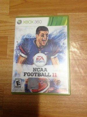 Xbox 360 NCAA Football 11