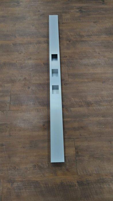 鋁合金走線槽 辦公隔板走線槽 辦公屏風走線槽