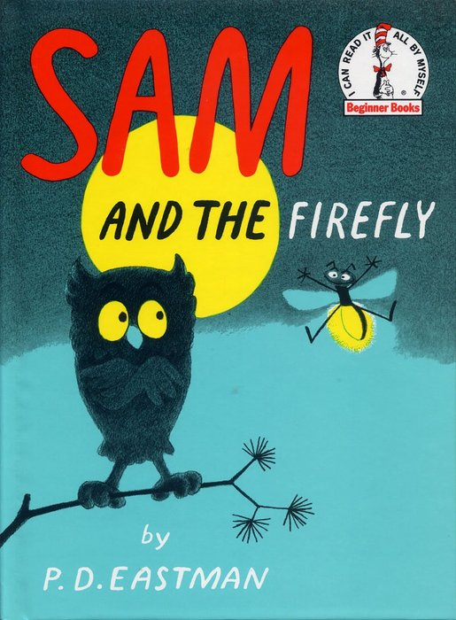 *小貝比的家*SAM AND THE FIREFLY / 精裝/3~6歲/78折