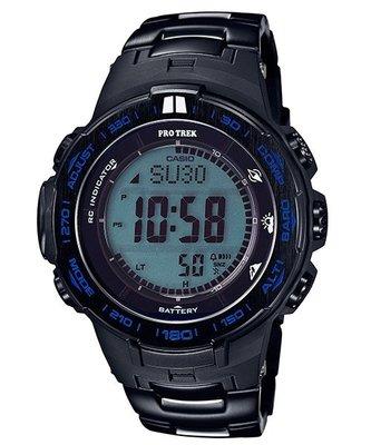 【時間光廊】CASIO 卡西歐 太陽能 電波錶 登山錶 溫度/ 高度/ 氣壓/ 羅盤 公司貨 PRW-3100YT-1DR 雲林縣