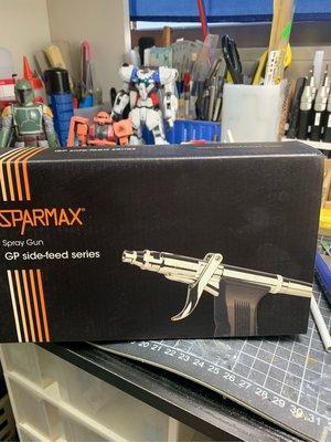 Sparmax 模型噴鎗 GP50 0.5mm