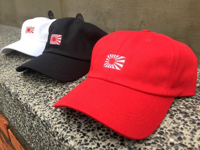 { POISON } KYOTO STREET KYOTO JAPAN LIFE CAP 日章旗 日之丸刺繡 正紅限定色