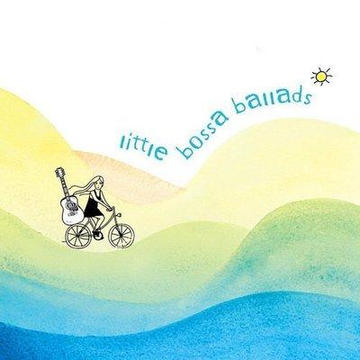 巴莎小情歌 (特別限定版) 3CD Little Bossa Ballads 3CD---EW112936