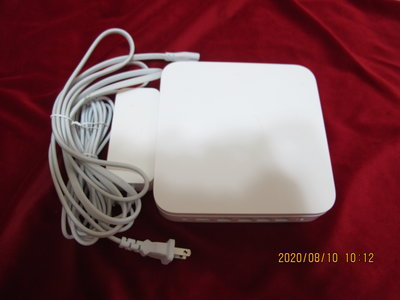 Apple AirPort Extreme 802.11n 無線路由器第五代 (A1408 WiFi)