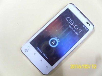 全新手機 Zte N8010 亞太雙模C+G 安卓 Line 雙核 電池全新 附旅充