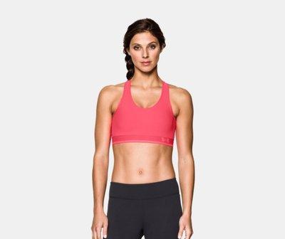 Look 鹿客 UA Armour 女 含胸墊運動內衣—中強度 1250132-683