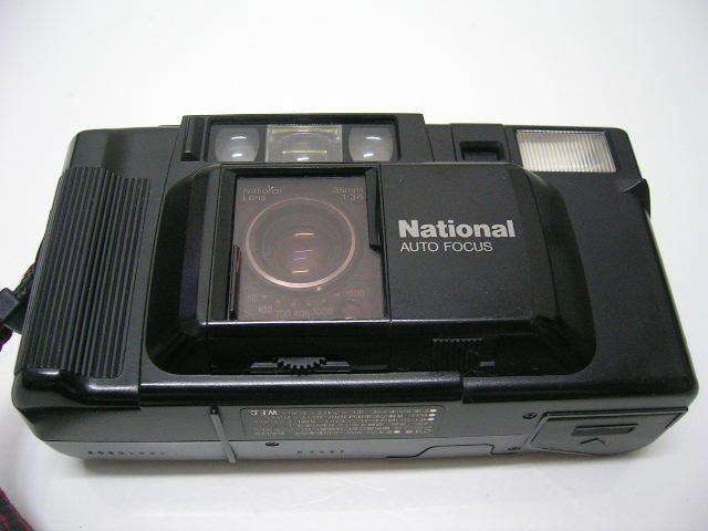 National底片相機 日本製 (無底片可測試好壞,買家風險自承)
