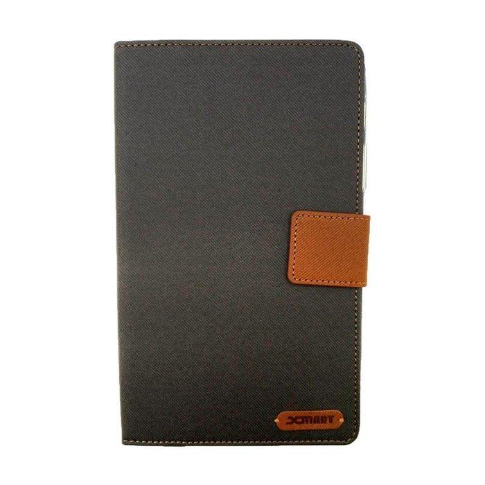 超 特價 可立保護套 XMART Apple iPad 10.2 斜紋休閒皮套 平板皮套  插卡平板皮套 插卡