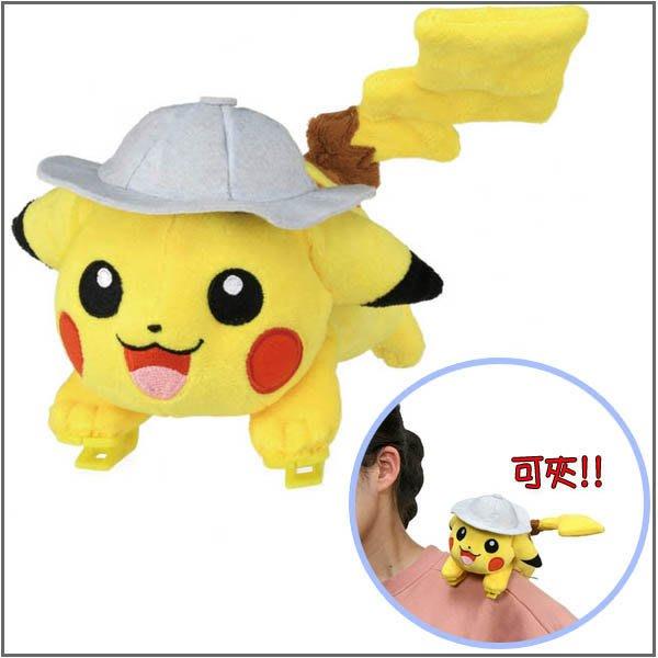 【3C小苑】PC16595 正版 寶可夢 劇場版 可可 M23 肩膀上的皮卡丘 神奇寶貝 Pokemon 精靈寶可夢
