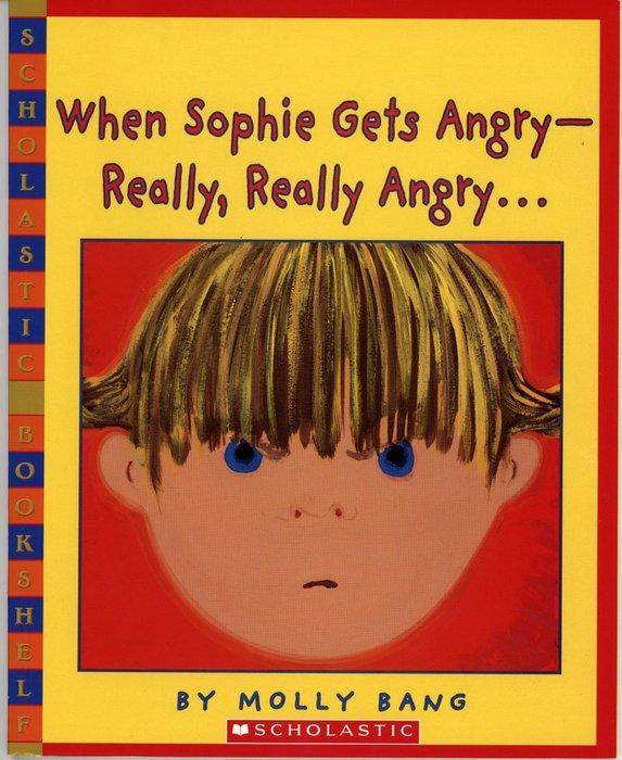 *小貝比的家*WHEN SOPHIE GETS ANGRY REALLY REALLY ANGRY/平裝/4-5歲中班