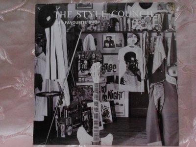 【采葳音樂網】-西洋黑膠–STYLE COUNCIL〝OUR FAVOURITE SHOP 〞588
