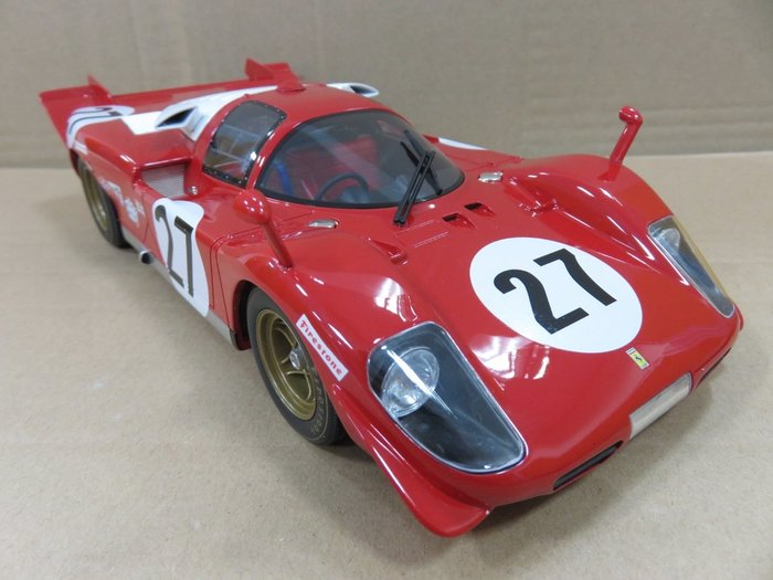 =Mr. MONK= CMR Models Ferrari 512 S