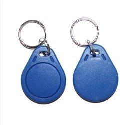 【玩具貓窩】復旦M1 Mifare13.56MHz 3號IC鑰匙卡(可複製) 鑰匙扣 RFID 感應卡 晶片卡 門禁