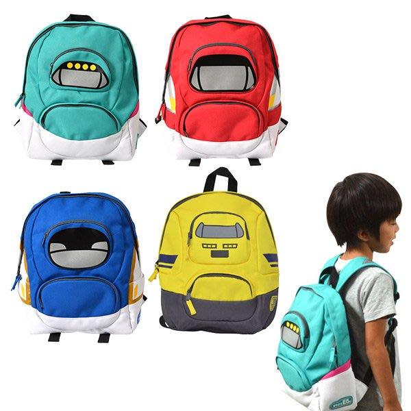 《FOS》日本 Kanack 兒童 輕量化 大容量 新幹線 書包 可愛 小學 背包 孩童 幼稚園 開學 國小 上學 禮物