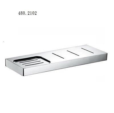 【晶懋生活網】  皂盤架  CHIC 喜客  480.2102  金屬皂盤架