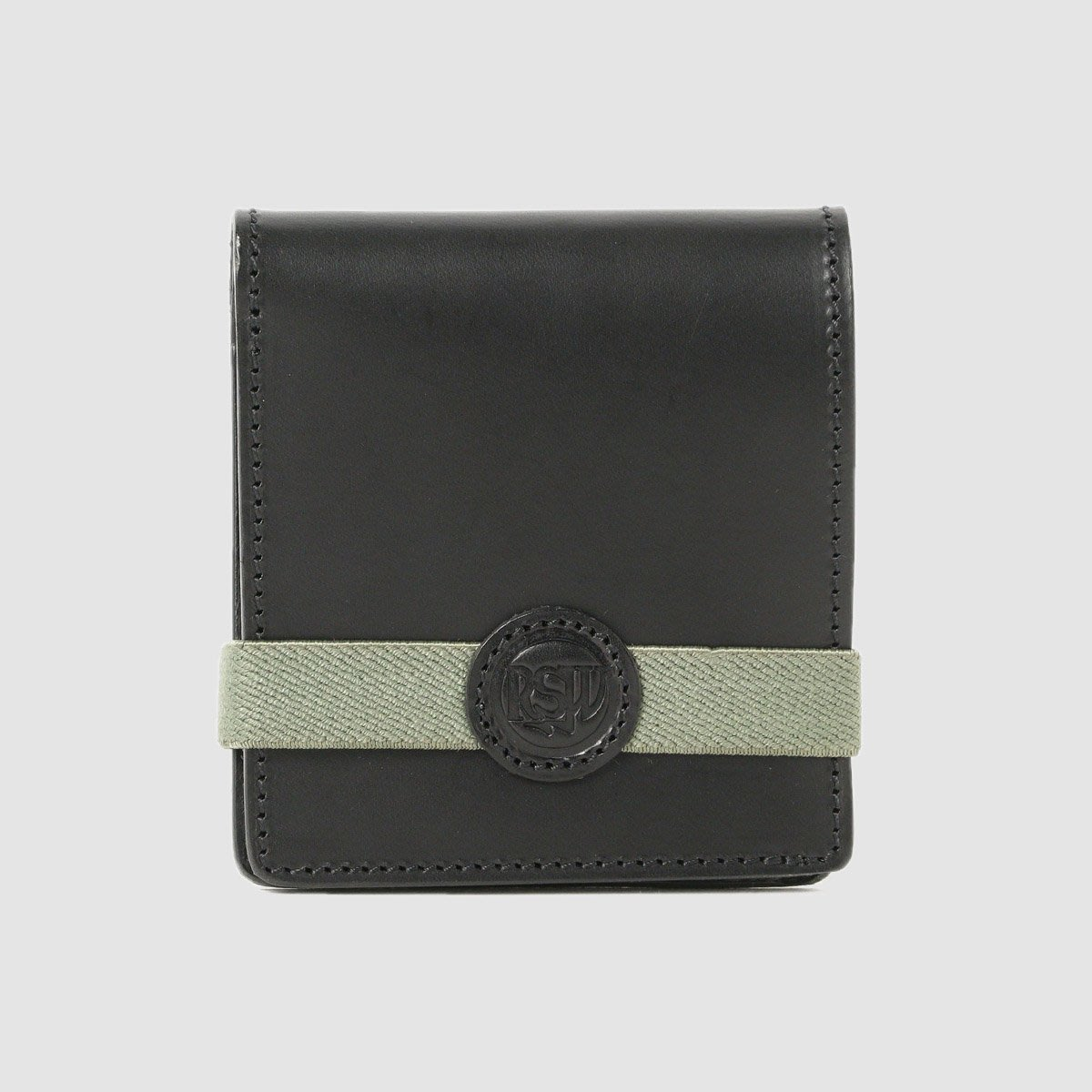 日本代購 ROCK STEADY RSW RUBBER WALLET(Mona)