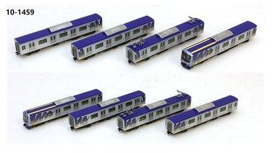 鐵道模型[現貨] KATO 火車模型 10-1459 [N] 橫浜高速鉄道Y500系