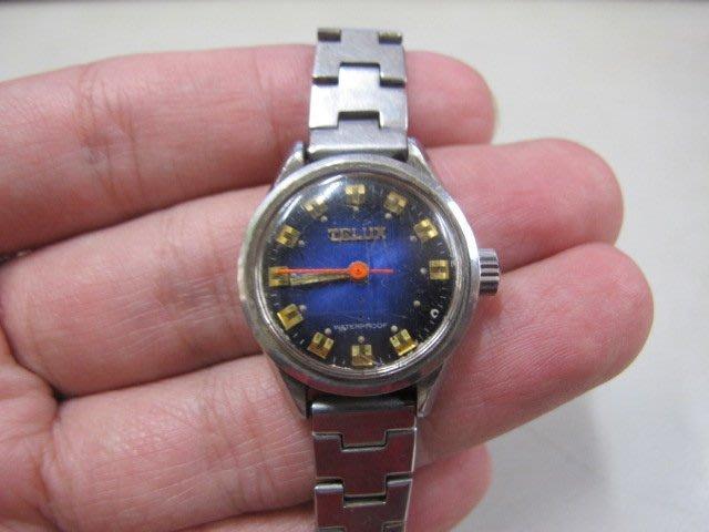 二手舖 NO.1138 古董錶 手動機械手錶 收藏