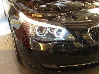 ☆小傑車燈家族☆全新高亮度BMW E39 E60 E61 E53專用白光LED光圈燈泡 另有e70 e92 e93規格