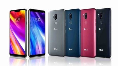 🔥🔥全新 LG G7 THINQ 📞📞🔥🔥 6+128GB⭐香港行貨⭐👉$3280👈
