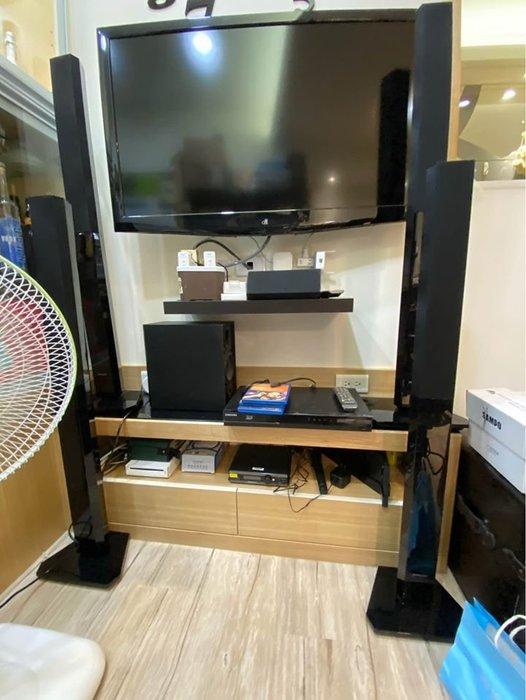 三星 HT-F4550 家庭環繞音響喇叭 擴大器組 聲音超讚 二手音響 高雄市可自取試機