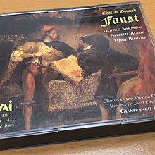 絕版二手CD FAUST SIMONEAU ALARIE REHFUSS RIVOLI 1963 VIENNA VAI
