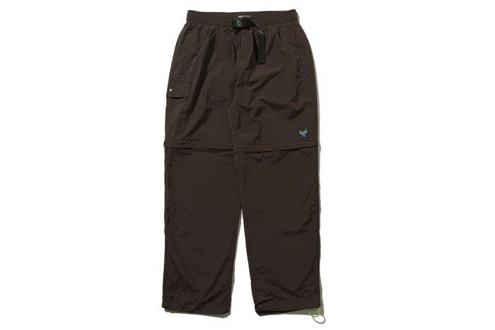 [ LAB Taipei ] REMIX '19 S/S RMX X SIGHT PANTS  [ 咖啡 ]