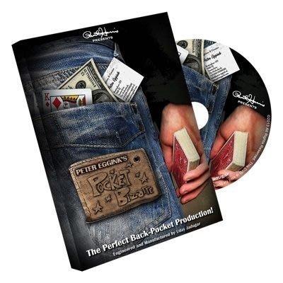[魔術魂道具Shop] 美國原版 ~Pocket Bizarre by Peter Eggink & Paul Harris~~口袋奇蹟~~