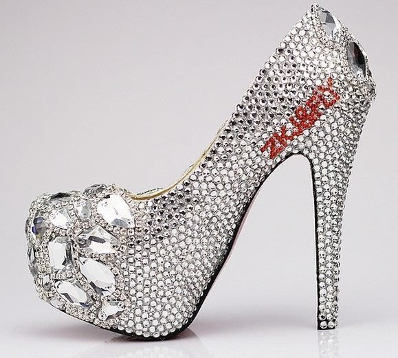 """""""西西莉亞""""婚鞋設計   紀念簽名製作 樣品參考"""