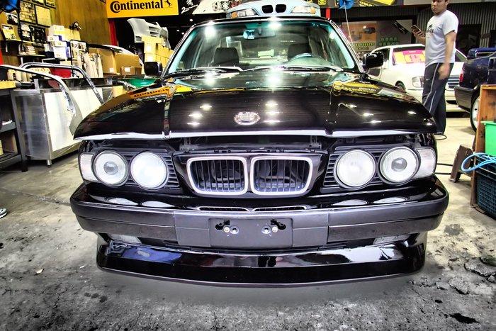 DJD19041031 BMW E34 前中包 520 525 528 530 535 M5 空力套件