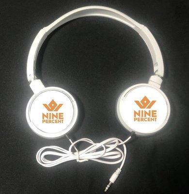 [東大][現貨]T21 偶像練習生ninepercent同款頭戴式耳機直插通用
