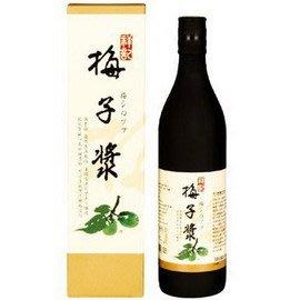 祥記 梅子漿(含梅子果肉)600cc / 瓶
