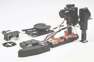 大千遙控模型  TAMIYA 1/14 拖車頭專用電動腳架組 (56505)