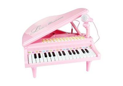 【W先生】兒童 31鍵 桌上型 電子琴...
