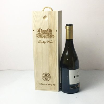 【螢螢傢飾】抽蓋木製酒盒 大肚瓶 紅酒木盒 收藏木箱  春節禮盒 加大款  葡萄酒盒,白酒禮盒~~