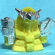 郵寄交收中古扭旦 SDR-089 黃色 原創設計高達 單色扭蛋 淨色 機動戰士高達 BB戰士 SD GUNDAM 元祖2691