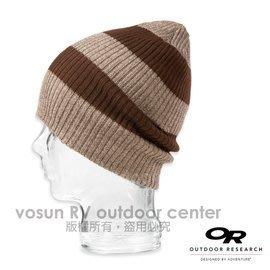 大里RV城市【美國 Outdoor Research】Knotty Beanie美麗諾保暖雙面羊毛帽.遮耳帽 86600