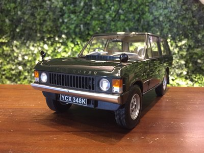 1/18 Almost Real Land Rover Range Rover 1970 Green【MGM】